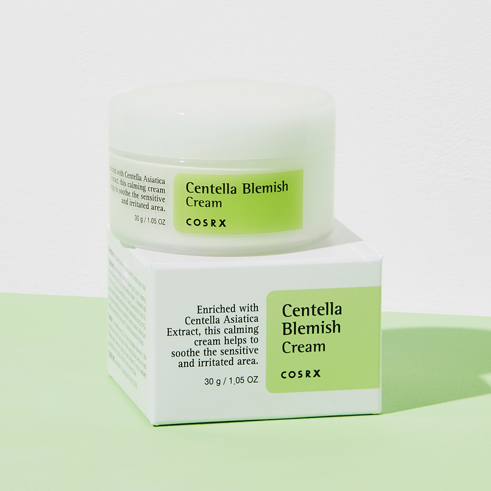 KIKO SORI apresenta o Centella Blemish Cream